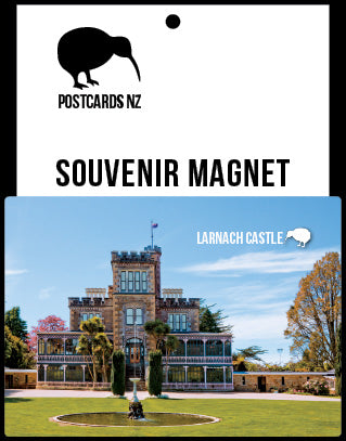 MDN075 - Larnach Castle - Magnet