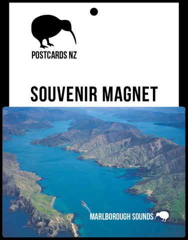 MMB141 - Marlborough Sounds - Magnet - Postcards NZ Ltd