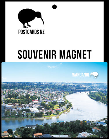 MMW270 - Wanganui Magnet - Postcards NZ Ltd