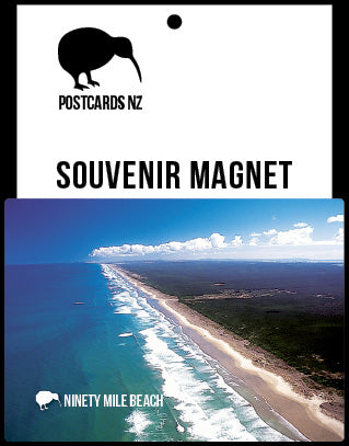 MNO194 - Ninety Mile Beach - Magnet