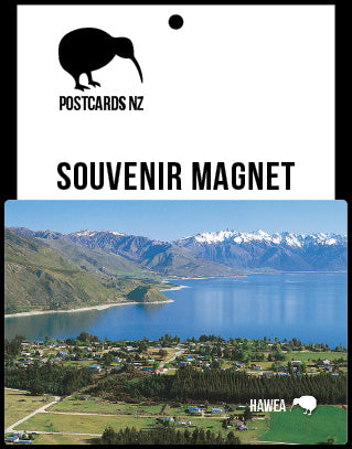 MOT064 - Lake Hawea - Magnet - Postcards NZ Ltd