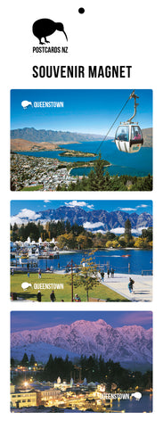 MQD5913 - Queenstown Magnet Set - Postcards NZ Ltd