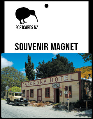 MQT203 - Cardrona Hotel - Magnet - Postcards NZ Ltd