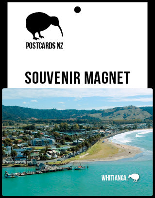MWA121 - Whitianga And Buffalo Beach - Magnet
