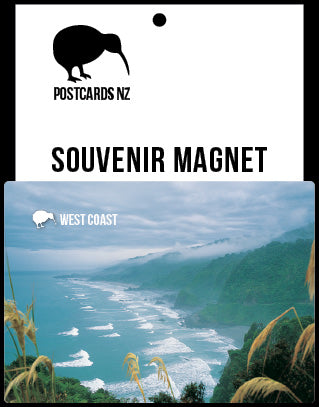 MWE288 - West Coast - Magnet