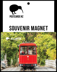 MWG261 - Wellington Cable Car - Magnet