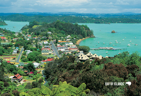 SBI158 - Kerikeri Inlet - Small Postcard