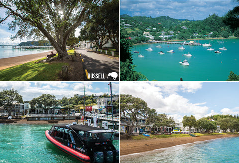 SBI160 - Paihia, Bay Of Islands - Small Postcard