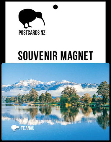 MFI152 - Te Anau - Magnet - Postcards NZ Ltd