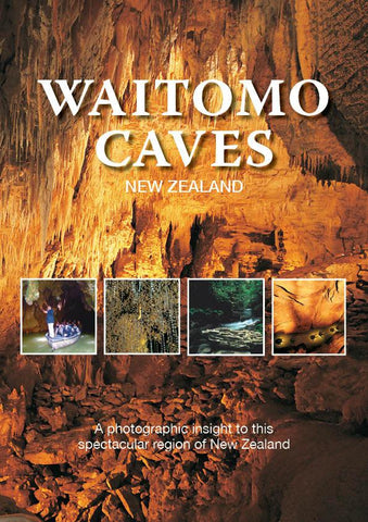 WC10020 - Waitomo Caves A4 Book