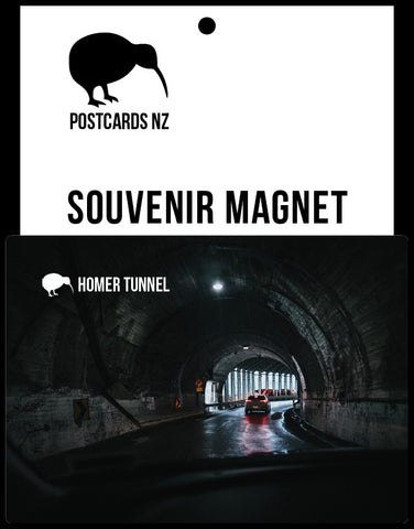 MFI150 - Homer Tunnel - Magnet - Postcards NZ Ltd