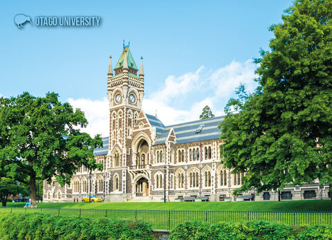 LDN202 - Otago University - Large Postcard - Postcards NZ Ltd