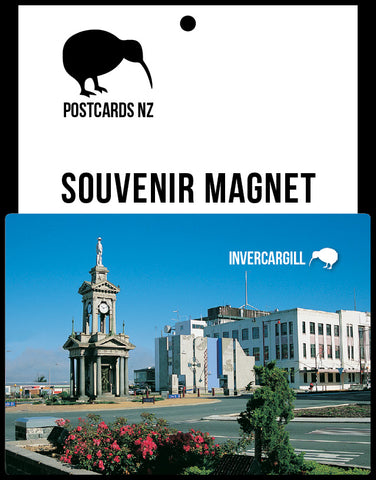 MSO224 - Invercargill - Magnet - Postcards NZ Ltd