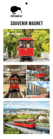 MWL5921 - Wellington Magnet Set - Postcards NZ Ltd