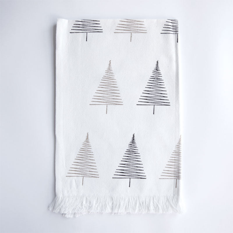 Holiday Tree Dish Towels (set of 2)
