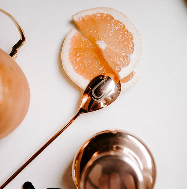 STIR CRAZY | COPPER COCKTAIL STIR