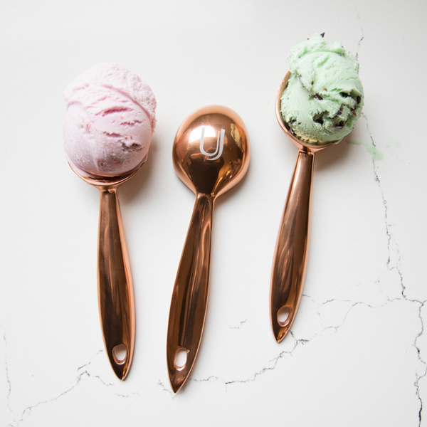 Copper Ice Cream Scoop