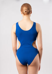 Luna Sporty Swimsuit for Women - Blue