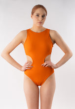 Load image into Gallery viewer, Luna swimsuit - orange