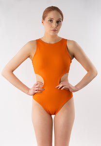 Luna swimsuit - orange