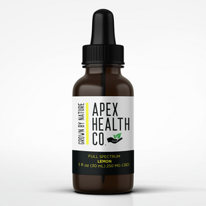 250mg Full Spectrum CBD Oil