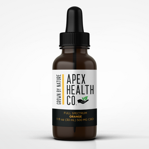 500mg Full Spectrum CBD Oil