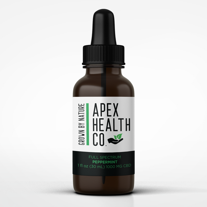 1000mg Full Spectrum CBD Oil