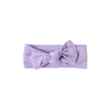 Headband - Wisteria Bow Headband