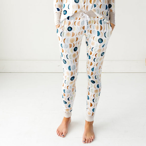 Women's PJs - Luna Neutral Women's Bamboo Viscose Pajama Pants