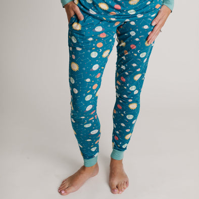 Women's PJs - Space Women's Bamboo Viscose Pajama Pants