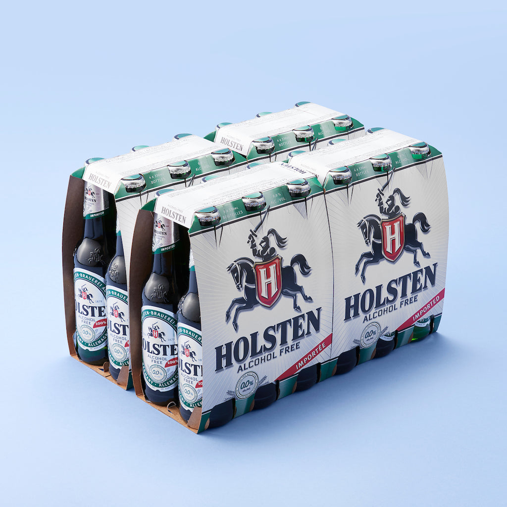 Holsten Alcohol Free 0.0% Beer 330ml