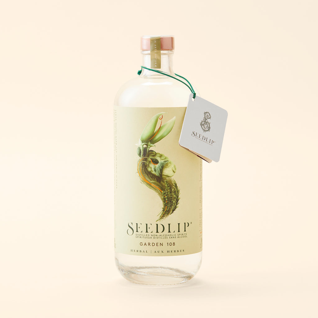 Seedlip Garden 108 - 0.0% - 700ml