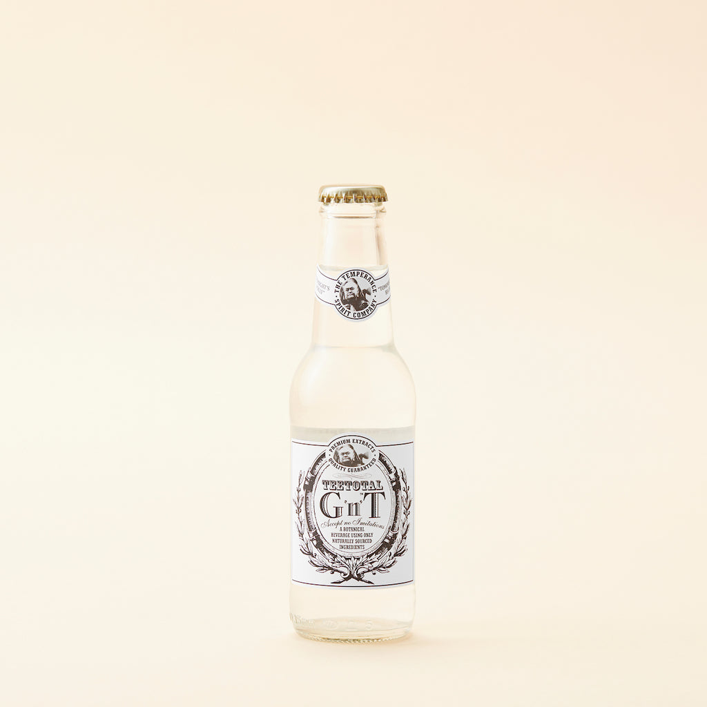 Teetotal GnT 0.5% 200ml bottle