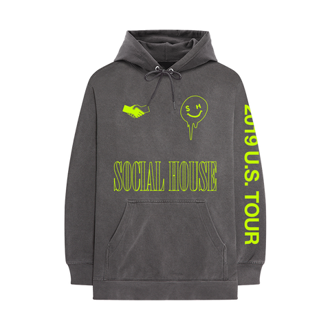 SOCIAL HOUSE 2019 TOUR HOODIE