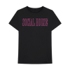 SOCIAL HOUSE SMILEY T-SHIRT