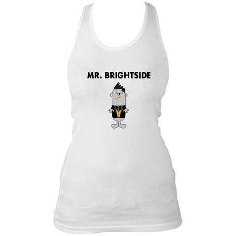 Mr Brightside by The Killers Tank Top