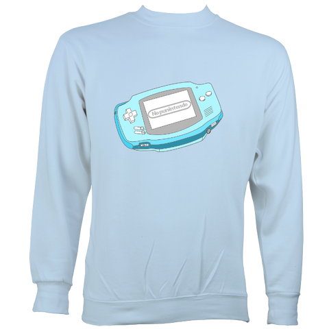 Nintendo: No pun intendo Sweater
