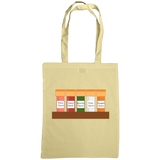 Spice Girls inspired Tote Bag