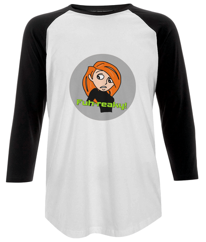 Kim Possible Baseball Tee