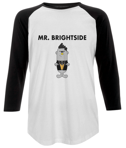 Mr Brightside Baseball Tee