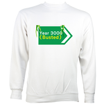 Year 3000 by Busted Sweater