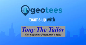 Geotees Teams Up with Tony the Tailor