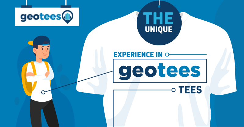 The Unique Experience in Geotees Tees - Infographic