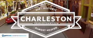 Geotees featured by Charleston Convention and Visitors Bureau