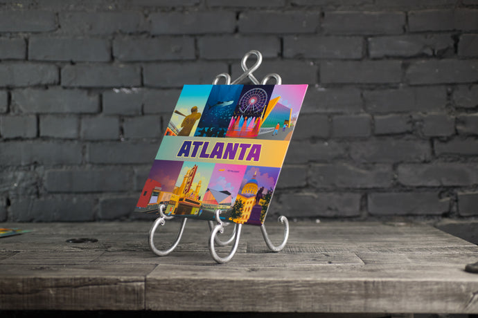 Atlanta Illustration
