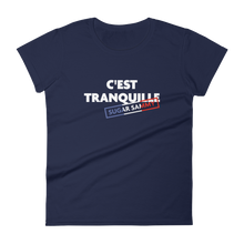 Load image into Gallery viewer, C'EST TRANQUILLE - WOMEN - Black/Navy/Grey
