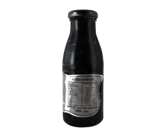 Black Sesame Seed Mylk Concentrate - 250ml makes 4L+