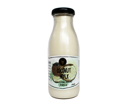 Coconut Mylk 250ml *milk alternative makes 3L+*