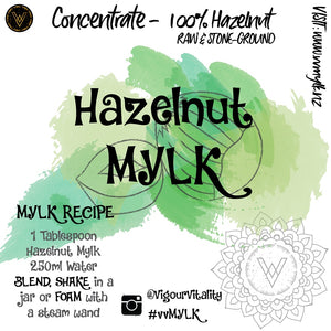 Hazelnut Mylk 250ml