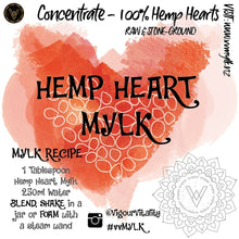Hemp Heart Mylk 250ml *milk alternative makes 3L+*
